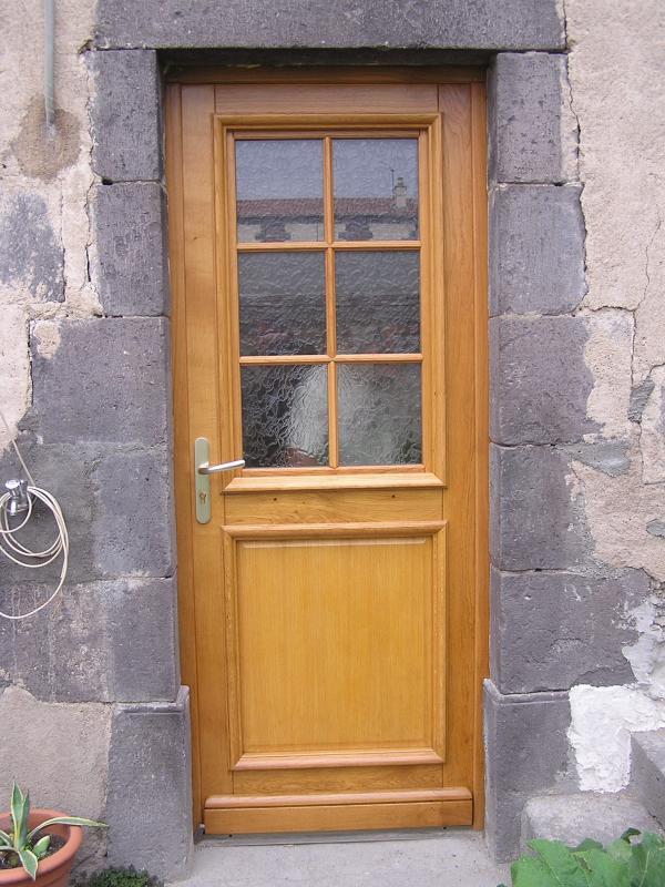 Porte Dentrée - Porte d entrée bois pas cher